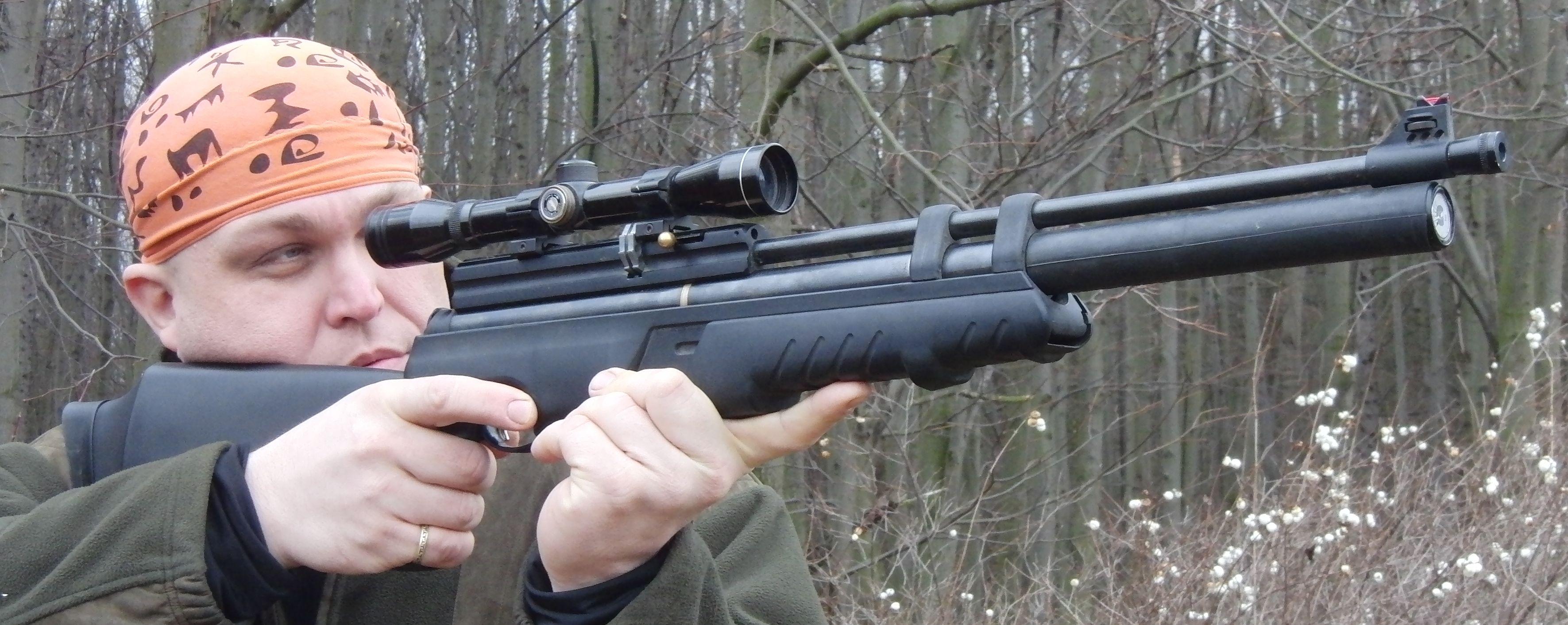 Hatsan AT44-10 QE Air Rifle | Pyramyd Air